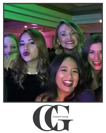 nyc photo booth vince camuto group